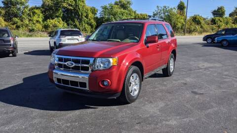 2012 Ford Escape for sale at Worley Motors in Enola PA