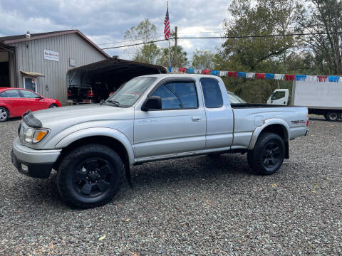 2001 Toyota Tacoma for sale at DONS AUTO CENTER in Caldwell OH