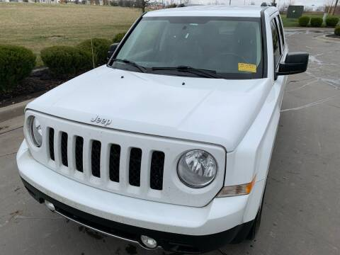 2012 Jeep Patriot for sale at Nice Cars in Pleasant Hill MO