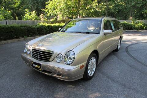 2001 Mercedes-Benz E-Class for sale at AUTO FOCUS in Greensboro NC