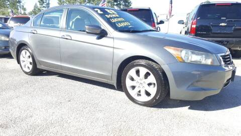 2009 Honda Accord for sale at Rodgers Enterprises in North Charleston SC