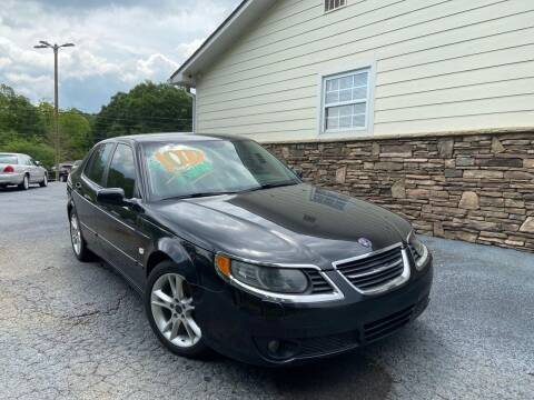 2008 Saab 9-5 for sale at No Full Coverage Auto Sales in Austell GA
