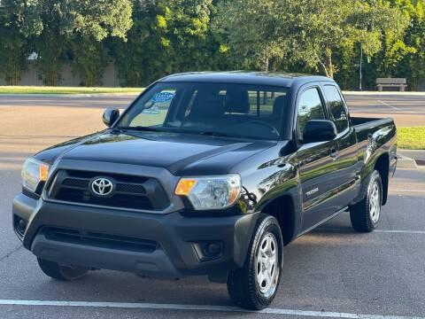 2012 Toyota Tacoma for sale at Orlando Auto Sale in Port Orange FL
