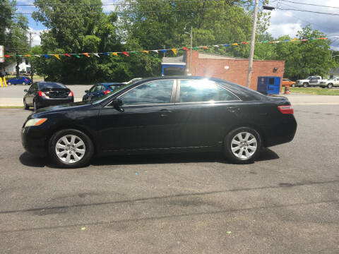 2007 Toyota Camry for sale at Diamond Auto Sales in Lexington NC