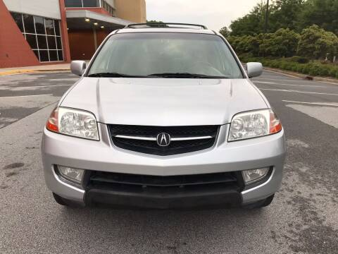 2003 Acura MDX for sale at Affordable Dream Cars in Lake City GA