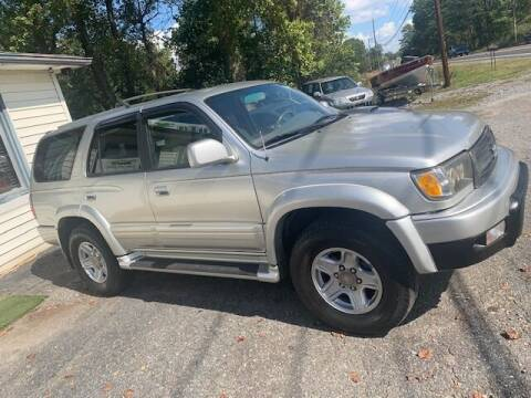 2000 Toyota 4Runner for sale at Snap Auto in Morganton NC