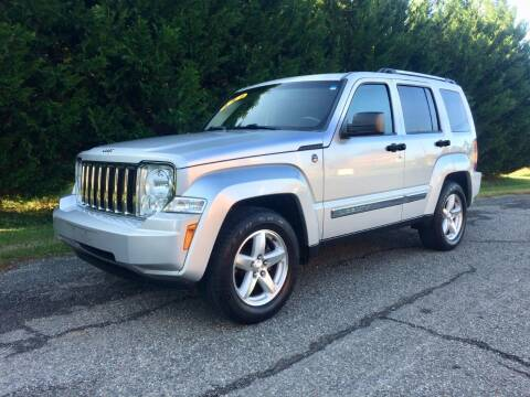 2009 Jeep Liberty for sale at 268 Auto Sales in Dobson NC