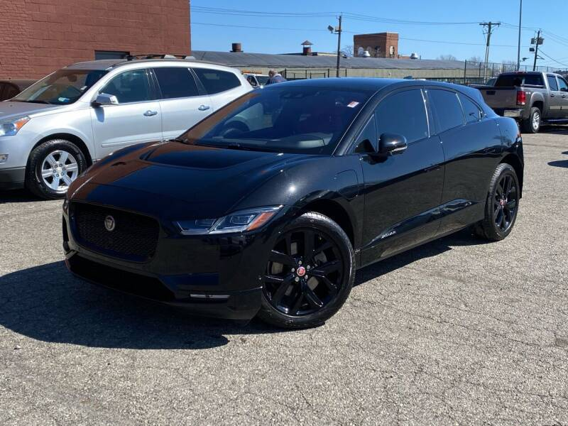 2019 Jaguar I-PACE for sale at JMAC IMPORT AND EXPORT STORAGE WAREHOUSE in Bloomfield NJ