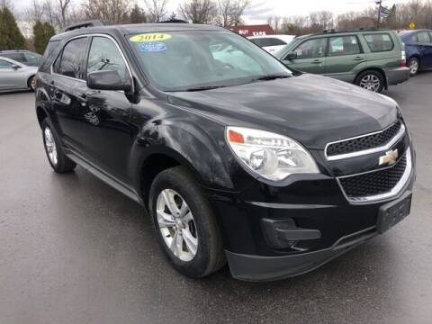2014 Chevrolet Equinox for sale at Newcombs Auto Sales in Auburn Hills MI