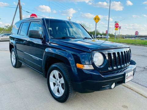 2012 Jeep Patriot for sale at Xtreme Auto Mart LLC in Kansas City MO