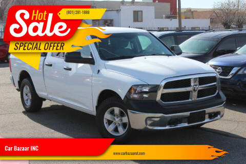 2016 RAM Ram Pickup 1500 for sale at Car Bazaar INC in Salt Lake City UT