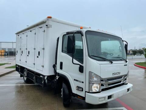 2016 Isuzu NPR for sale at TWIN CITY MOTORS in Houston TX