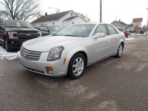 2003 Cadillac CTS for sale at Jenison Auto Sales in Jenison MI