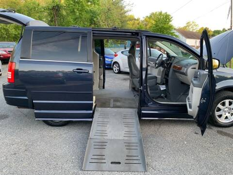 2008 Chrysler Town and Country for sale at High Rated Auto Company in Abingdon MD