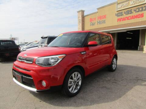 2018 Kia Soul for sale at Import Motors in Bethany OK