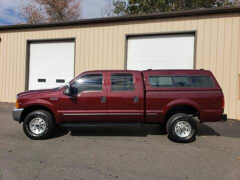 1999 Ford F-250 Super Duty for sale at Massirio Enterprises in Middletown CT