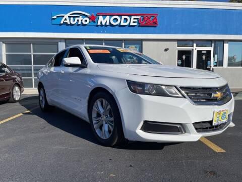 2015 Chevrolet Impala for sale at AUTO MODE USA in Burbank IL