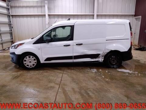 2020 Ford Transit Connect Cargo for sale at East Coast Auto Source Inc. in Bedford VA