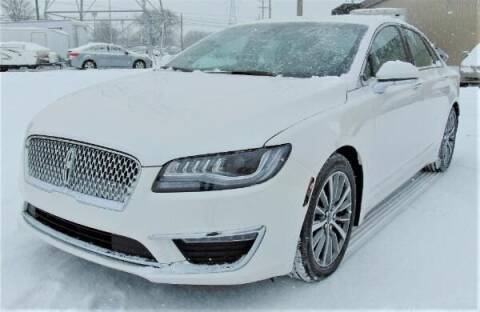 2019 Lincoln MKZ for sale at Kenny's Auto Wrecking in Lima OH