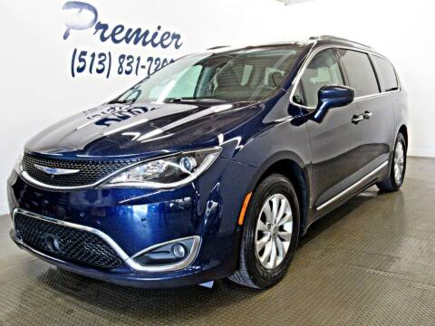 2019 Chrysler Pacifica for sale at Premier Automotive Group in Milford OH