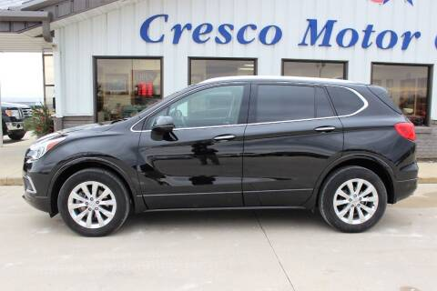 2017 Buick Envision for sale at Cresco Motor Company in Cresco IA
