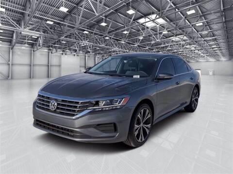 2021 Volkswagen Passat for sale at Camelback Volkswagen Subaru in Phoenix AZ