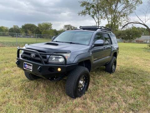 2005 Toyota 4Runner for sale at LA PULGA DE AUTOS in Dallas TX