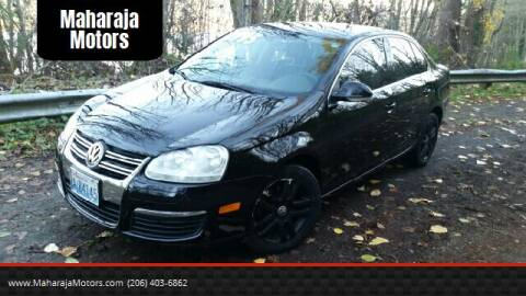 2005 Volkswagen Jetta for sale at Maharaja Motors in Seattle WA