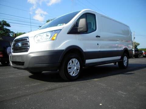 2015 Ford Transit Cargo for sale at Auto Brite Auto Sales in Perry OH