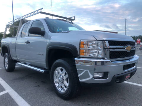 2013 Chevrolet Silverado 2500HD for sale at The Car Guys in Hyannis MA