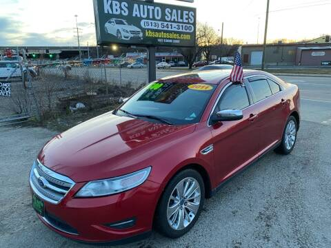 2011 Ford Taurus for sale at KBS Auto Sales in Cincinnati OH