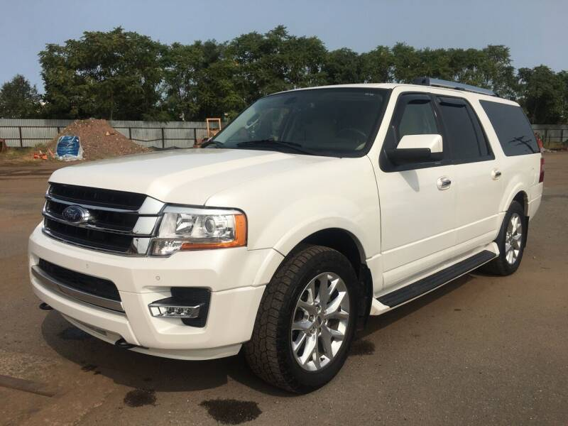 2017 Ford Expedition EL for sale at Absolute Auto in Middlesex NJ