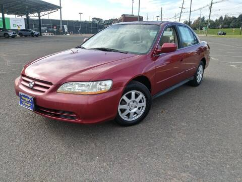 2002 Honda Accord for sale at Nerger's Auto Express in Bound Brook NJ