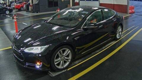 2015 Tesla Model S for sale at Coast to Coast Imports in Fishers IN