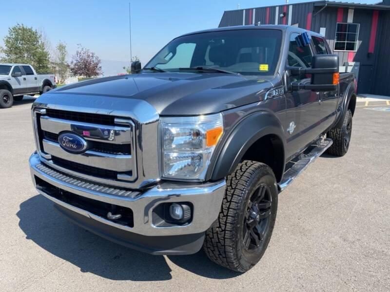 2016 Ford F-350 Super Duty for sale at Snyder Motors Inc in Bozeman MT