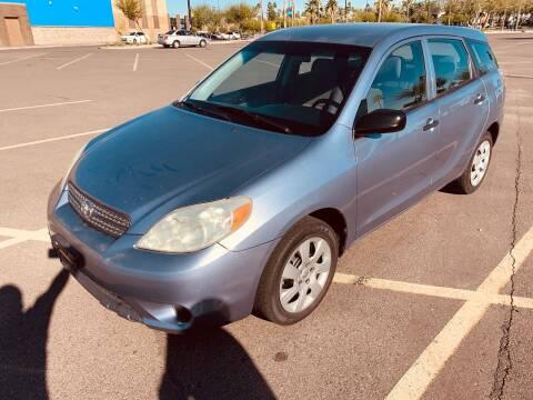 2006 Toyota Matrix for sale at Premier Motors AZ in Phoenix AZ