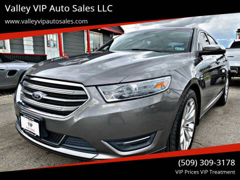 2013 Ford Taurus for sale at Valley VIP Auto Sales LLC in Spokane Valley WA