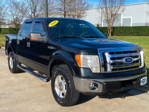 2010 Ford F-150 for sale at UNITED AUTO WHOLESALERS LLC in Portsmouth VA