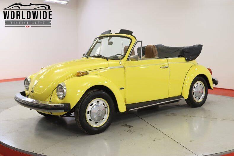 1974 Volkswagen Super Beetle for sale in Denver, CO