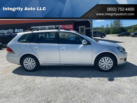 2014 Volkswagen Jetta for sale at Integrity Auto LLC - Integrity Auto 2.0 in St. Albans VT