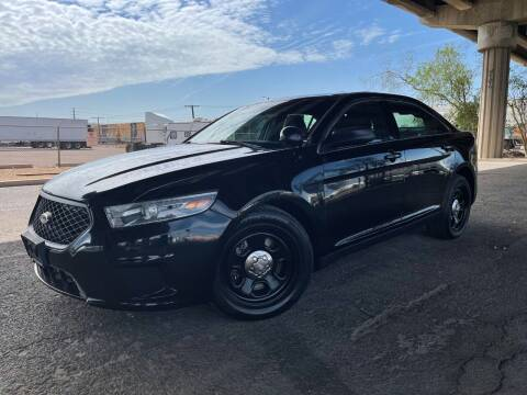 2013 Ford Taurus for sale at MT Motor Group LLC in Phoenix AZ