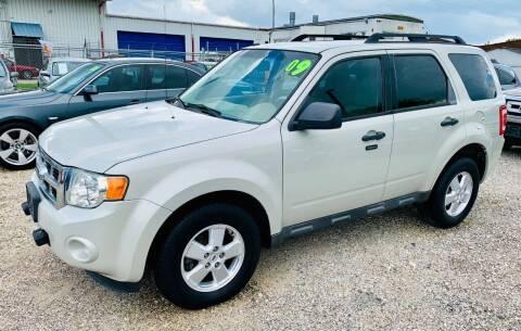 2009 Ford Escape for sale at Al's Motors Auto Sales LLC in San Antonio TX