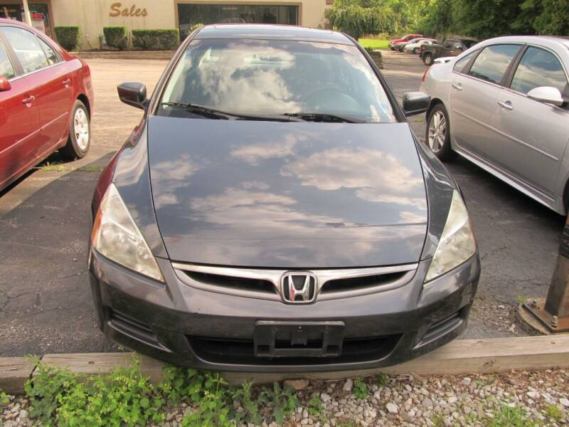 2007 Honda Accord for sale at Mid - Way Auto Sales INC in Montgomery NY