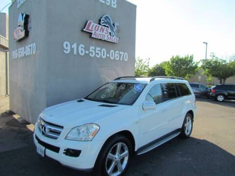 2009 Mercedes-Benz GL-Class for sale at LIONS AUTO SALES in Sacramento CA
