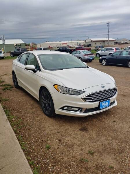 2018 Ford Fusion for sale in Madison, SD