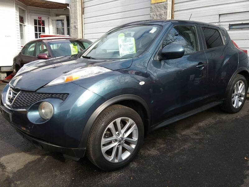 2011 Nissan JUKE for sale at Drive Deleon in Yonkers NY