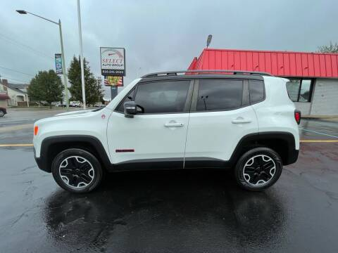 2015 Jeep Renegade for sale at Select Auto Group in Wyoming MI