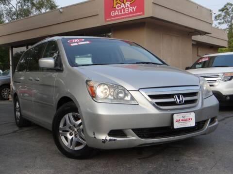 2006 Honda Odyssey for sale at KC Car Gallery in Kansas City KS