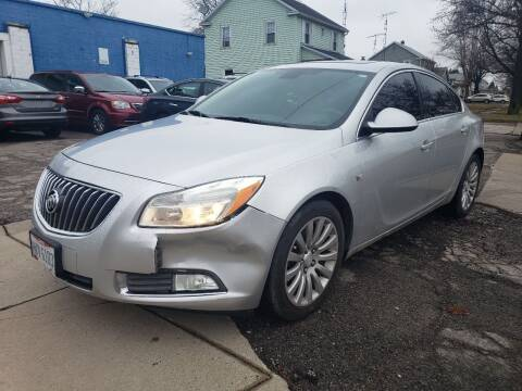 2011 Buick Regal for sale at M & C Auto Sales in Toledo OH