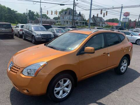 2008 Nissan Rogue for sale at Masic Motors, Inc. in Harrisburg PA